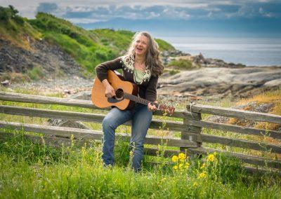 Lorraine Nygaard - Singer Songwriter - Victoria, BC