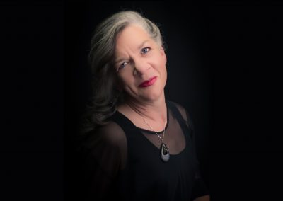 Singer Lorraine Nygaard